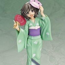 Girls und Panzer Yukari Akiyama: Yukata Ver. 1/8 Scale Figure