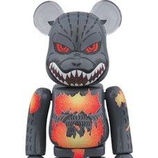 BE@RBRICK Godzilla (Desgodzi Burning Ver.)