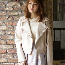 LIZ LISA Lace-Up Jacket