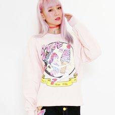 Eva Cheung x galaxxxy Sweatshirt