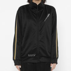 The Promised Neverland William Minerva Pen Black Track Jacket