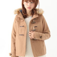 earth music&ecology Duffle Coat