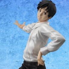 G.E.M. Series Yuri!!! on Ice Yuri Katsuki w/ Makkachin