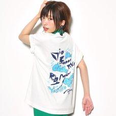 Love Live! Sunshine!! Aqours Members White T-Shirt