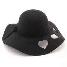 Swankiss Heart Message Hat