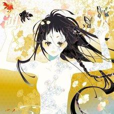 """Sakura Exhibition: Yoshimi OHTANI """"Spring Breeze"""" Poster"""
