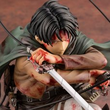ArtFX J Attack on Titan Levi: Fortitude Ver.