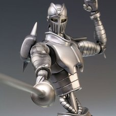 Super Action Statue: JoJo's Bizarre Adventure Part 3 Silver Chariot (Re-run)