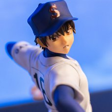 Ace of Diamond Eijun Sawamura 1/9 Scale Figure (Re-run)