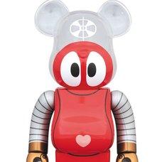 BE@RBRICK Ganbare!! Robocon Robocon 1000%