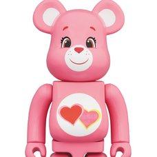 BE@RBRICK Care Bears Love-a-Lot Bear 400%
