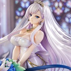 Azur Lane Belfast: Claddagh Ring no Chikai Ver. 1/7 Scale Figure