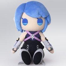 Kingdom Hearts III Aqua Plush