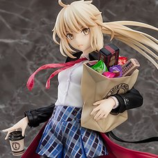 Fate/Grand Order Saber/Altria Pendragon (Alter): Heroic Spirit Traveling Outfit Ver. 1/7 Scale Figure