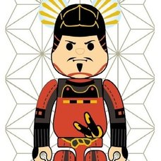Samurai Warrior BE@RBRICK Toyotomi Hideyoshi