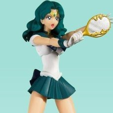 S.H.Figuarts Pretty Guardian Sailor Moon Sailor Neptune: Animation Color Edition