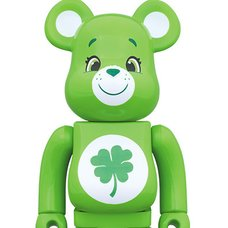 BE@RBRICK Care Bears Good Luck Bear 400%