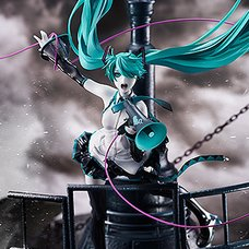 Hatsune Miku: Love Is War Refined Ver. 1/8 Scale Figure w/ Good Smile Company 20th Anniversary Book