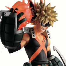 Ichibansho Figure My Hero Academia Katsuki Bakugo -Dou- Let's Begin!