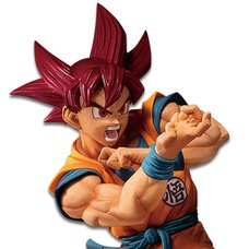Dragon Ball Z Blood of Saiyans Special Vol. 6: Super Saiyan God Goku