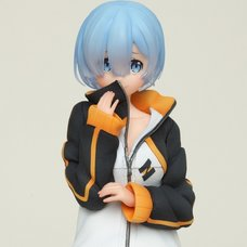 Re:Zero -Starting Life in Another World- Rem: Subaru's Training Wear Ver. Non-Scale Figure (Re-run)