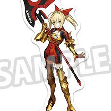 TYPE-MOON Racing Fate 15th Anniversary Edition Nero Claudius (Armor Ver.) Acrylic Stand