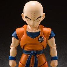 S.H.Figuarts Dragon Ball Z Krillin -Earth's Strongest Man-