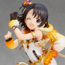The Idolm@ster Cinderella Girls Chie Sasaki: Party Time Gold Ver. 1/7 Scale Figure