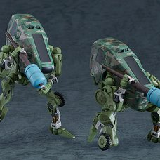 Moderoid Obsolete 1/35 Improvised Armed Exoframe (2 Model Set)