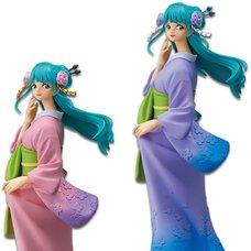 One Piece Glitter & Glamours Hiyori Kozuki