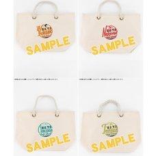 Haikyu!! Season 4 Rope Handle Lunch Tote Bag Collection