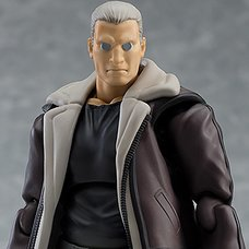 figma Ghost in the Shell: Stand Alone Complex Batou: S.A.C.Ver.
