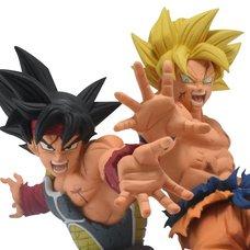 Dragon Ball Super Drawn by Toyotaro!! Father-Son Kamehameha