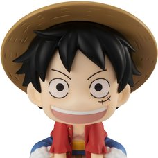 Look Up Series One Piece Monkey D. Luffy