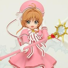 Cardcaptor Sakura: Clear Card Sakura Kinomoto Non-Scale Figure (Re-run)