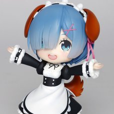 Re:Zero -Starting Life in Another World- Rem: Dog Ears Ver. Doll Crystal Figure
