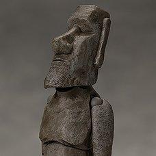 figma The Table Museum -Annex- Moai