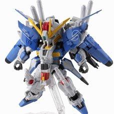 NXEdge Style Gundam Sentinel MS UNIT Ex-S Gundam Blue Splinter Type
