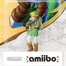 Legend of Zelda: Ocarina of Time Link amiibo