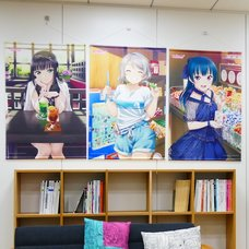 Love Live! Sunshine!! Summer Days Ver. B1-Size Tapestry Collection Vol. 2