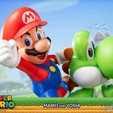 Super Mario Mario & Yoshi Statue: Standard Edition