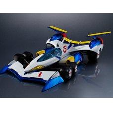 Variable Action Hi-Spec Future GPX Cyber Formula 11 Super Asurada AKF-11 w/ Bonus