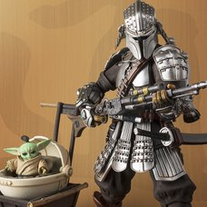 Meisho Movie Realization The Mandalorian Ronin Mandalorian & Grogu (Beskar Armor)