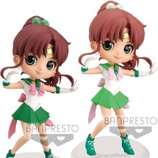 Q Posket Sailor Moon Eternal the Movie Super Sailor Jupiter