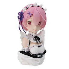 Ichibansho Figure Re:Zero -Starting Life in Another World- Ram (Rejoice That There Are Ladies on Each Arm)