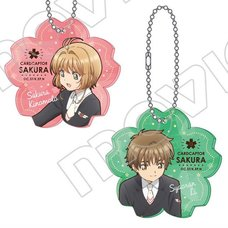 Cardcaptor Sakura Acrylic Keychain Charm Collection