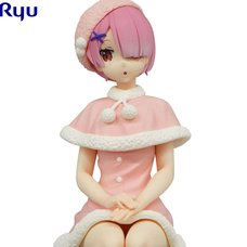 Re:Zero -Starting Life in Another World- Ram: Snow Princess Ver. Noodle Stopper Figure