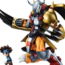 Precious G.E.M. Series Digimon Adventure Wargreymon & Taichi Yagami Set (Re-run)