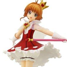 Cardcaptor Sakura: Clear Card Sakura Rocket Beat Special Figure
