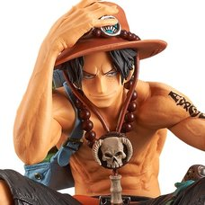 One Piece King of Artist: Portgas D. Ace (Re-run)